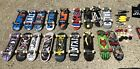 Tech Deck Skateboard Lot Of 18 Extra Wheels And Mini Tools