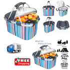 Collapsible Soft Cooler Bag 22L Insulated Up To 5 Hours for Party Beach Picnics