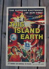 93028 This Island Earth Lobby Card Jeff Morrow Decor WALL PRINT POSTER UK
