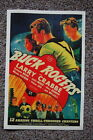 92803 Buck Rogers Lobby Card Larry Crabbe Decor WALL PRINT POSTER AU