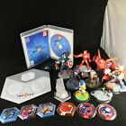 Disney Infinity 2.0 Figures W/ Portal and PS3 Game