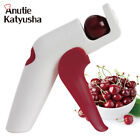 Plastic Cherries Pitters Fast Seed Remover Handheld Fruit Nuclear Corer Tools
