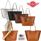 Women Leather Handbag Shoulder Hobo Purse Messenger Crossbody Tote Bag YT035 image