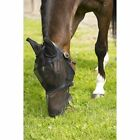 Horse Mesh Fly Mask With Nose Ears All Sizes Pony Insect Midge Bug Bonnet