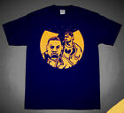 New Rae  Ghost shirt to match michigan air jordan 12 Navy Yellow cajmear M 3X