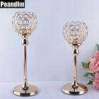 Cute Wedding Candelabra Party Table Centerpiece Gold Candlesticks for Decoration