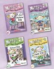 Missy's Super Duper Royal Deluxe: Picture Day 1-4 by Susan Nees (4 Paperbacks)