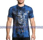Xtreme Couture Racer Glory X1704 New Short Sleeve Graphic T-shirt By Affliction
