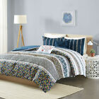 Intelligent Design Fleur Comforter Set