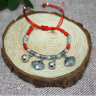 Lucky Red Rope Bracelet Bangle Chinese Fengshui For Fortune Happiness Adjustable