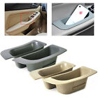 2pcs Left+Right Door Slot Storage Box Container Holder Fit for Ford Focus 2011