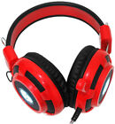 F15 LED Light Gaming Headphone Stereo Bass Earphone with Microphone for PC Gamer