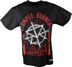 """WWE Seth Rollins """"Came. Stomped. Burned it Down"""" Frauen Authentic T-Shirt"""