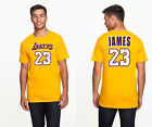 LeBron James -  Los Angeles Lakers #23 NBA Men Graphic T Shirt
