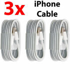 '1m Extra Long Usb Lead Sync Data Cable Charger For Iphone 7 6 Plus 5 5s Ipad