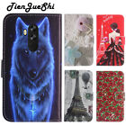 Fashion Leather Protection Wallet Cover Wallet Etui Case For Ulefone UMIDIGI New