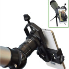 Universal Cell Phone Adapter Mount Telescope Microscope FOR Iphone/Sony/Samsung