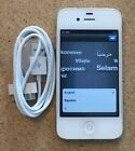 Apple iPhone 4 - White - 8GB 16GB 32GB Smartphone AT&T Network