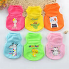 Внешний вид - XXXS Teacup Dog Clothes Shirt Summer Puppy Pet Cat Vest Chihuahua Yorkie Maltese