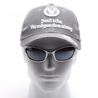 Silver F1 Snapack Black Baseball Cap Men Women Hats Formula 1 Caps M Shumacher