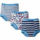Gerber Toddler Boys 3 Pack Training Pants Size 2T