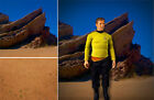 POSTER BACKDROP~STAR TREK~PLANET FOR 1/6 FIGURE KIRK SPOCK MCCOY SCOTTY KHAN QMx on eBay