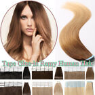 US Top Selling Tape Glue in Invisible Remy Human 100% Hair Extensions Ombre 18""