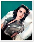 Movie Star Actress Janet Leigh Jet Pilot Silver Halide Photo