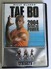 Billy Banks Tae Bo 2004 Capture the Power Strength Fitness DVD Body Firming