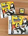 The Penguins of Madagscar Nintendo DS Game