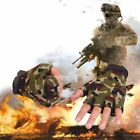 Outdoor Supplies Anti-slip Military Training Special Forces Half Finger Gloves