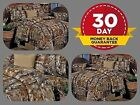 Camouflage Bedding Sheet Set All Purpose Realtree Camo Different Sizes New