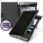 for BlackBerry Passport Silver Edition Genuine Leather Flip Case Cover (9 Color)