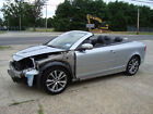 2011+Volvo+C70+T5+Trbo+Convertible+Salvage+Rebuildable+Repariable