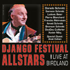Django Festival Allstars - Live At Birdland & More (CD Used Like New)