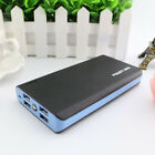 4USB External 50000mAh Power Bank LED Portable Battery Charger for Mobile Phone