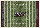 Southern Illinois Salukis NCAA Home Field Indoor Area Rug