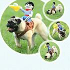 Riding Horse Cowboy Pet Dog Costumes Puppy Halloween Party Costume Clothes YU#CA