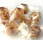 Ginger Cut Rock Hard Candy - Pick a Size! - Free Expedited Shipping