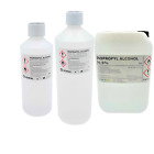 IPA 99.9% | Choose Size! | 500mL - 250 LITRE | Isopropyl Alcohol/Isopropanol 1L