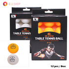 KYUNGWON 12P 22P 36P 3 STAR Table Tennis Tournament ping-pong Ball Sports