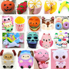 Wholesale Jumbo Slow Rising Squishies Squishy Stress Reliever Squeeze kid toys