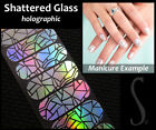Jamberry GLIMMER & HOLOGRAPHIC Nail Wraps ~ Half Sheets ~ Free Shipping!
