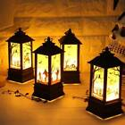2018 Halloween Vintage Pumpkin Castle Light Lamp Party Hanging Decor LED Lantern