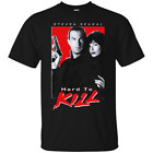 Hard to Kill, Steven Segal, Retro, Action, Movie, 1980'S, T-Shirt $19.99 USD on eBay