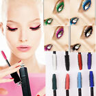 Eye Makeup Color Mascara White Blue Pink Green Purple Red Black Pretty Fairy
