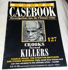 MURDER CASEBOOK - ISSUE 121 TO 150 - MARSHALL CAVENDISH PARTWORK - PICK AN ISSUE