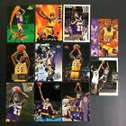 Eddie Jones Los Angeles LA Lakers You Pick Your Lot Basketball Cards NO DUPES on eBay