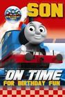 Best Thomas & Friends Friend Badges - THOMAS AND FRIENDS Happy Birthday Cards Greetings or Review