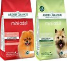 ARDEN GRANGE MINI - (2kg / 6kg) - Small Dog Food bp Dry Pet Kibble Feed PawMits